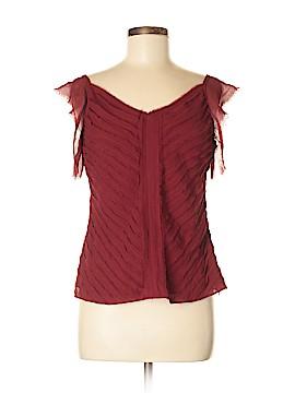 Anne Klein Sleeveless Silk Top Size 4