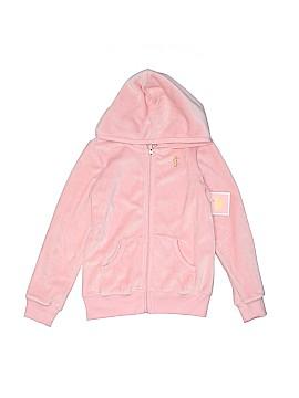 Juicy Couture Zip Up Hoodie Size 5