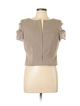 Mario Serrani Short Sleeve Blouse Size 10