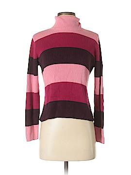 Petite Sophisticate Turtleneck Sweater Size S