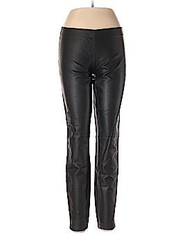 Max Studio Faux Leather Pants Size M