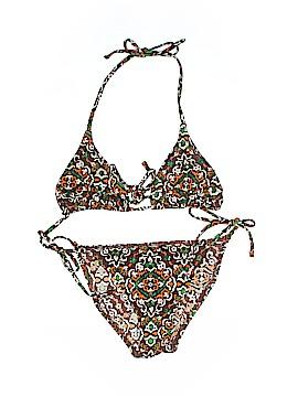 ABS Allen Schwartz Two Piece Swimsuit Size M