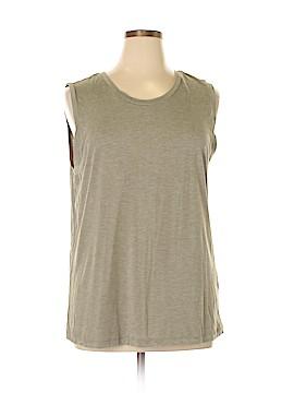 J. Crew Sleeveless T-Shirt Size XL