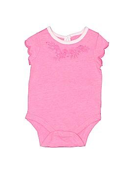Genuine Baby From Osh Kosh Short Sleeve Onesie Size 0-3 mo