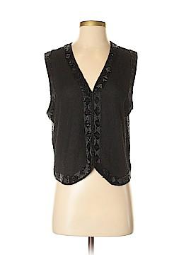 Rafaella Sleeveless Silk Top Size P