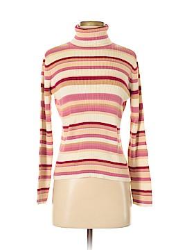 Petite Sophisticate Turtleneck Sweater Size 8