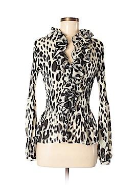 Sunny Leigh Long Sleeve Blouse Size M