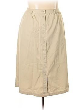 Serengeti Casual Skirt Size 3X (Plus)