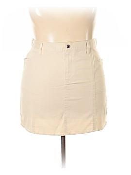 Gap Outlet Denim Skirt Size 16