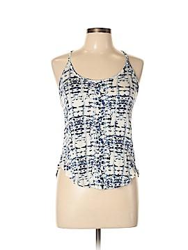 Ecote Short Sleeve Blouse Size L