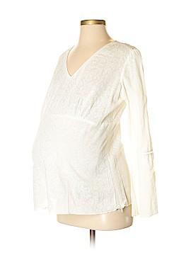 Mimi Maternity Long Sleeve Top Size S (Maternity)