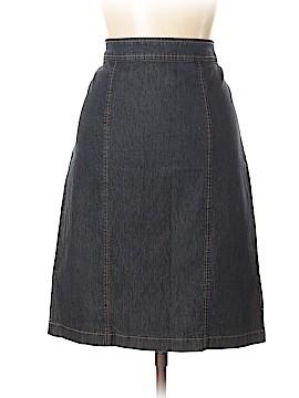Bisou Bisou Denim Skirt Size 12
