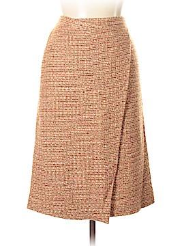 Barneys New York Wool Skirt Size 42 (EU)
