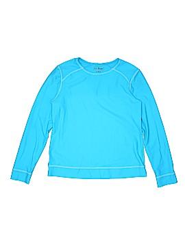 L.L.Bean Active T-Shirt Size 14