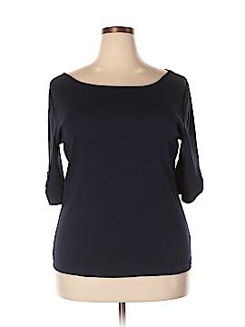 Anne Klein Short Sleeve Top Size XXL