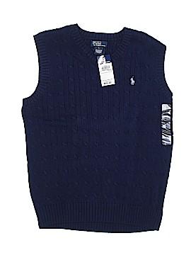 Polo by Ralph Lauren Sweater Vest Size L (Kids)