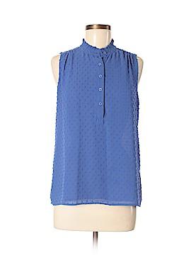 J. Crew Factory Store Sleeveless Blouse Size 8 (Petite)