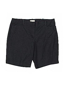 Talbots Outlet Khaki Shorts Size 18 (Plus)