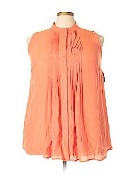 Alfani Sleeveless Blouse Size 20W (Plus)