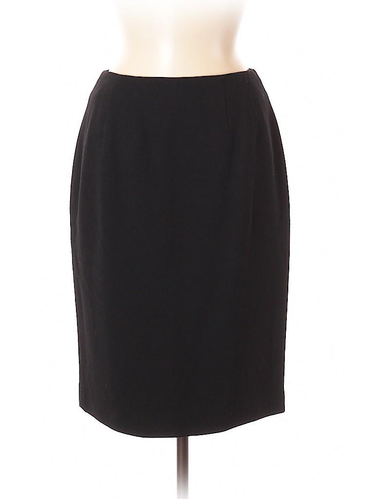Lord & Taylor Women Wool Skirt Size 6