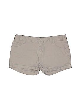 Forever 21 Khaki Shorts Size 8