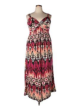 Allison Brittney Casual Dress Size 17