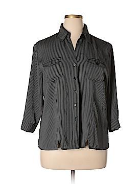 Joanna Long Sleeve Blouse Size XL