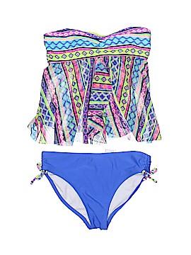 Angel Beach Two Piece Swimsuit Size 8