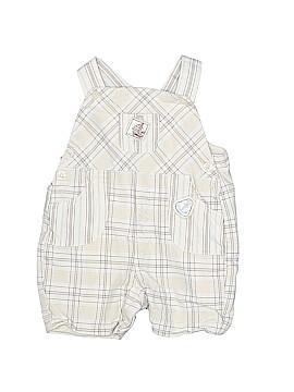 Wendy Bellissimo Overall Shorts Newborn