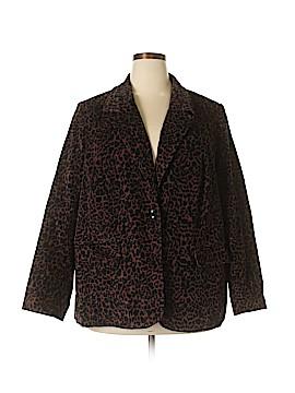 D&Co. Blazer Size 2X (Plus)