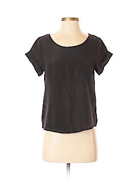 Tramp Short Sleeve Blouse Size S