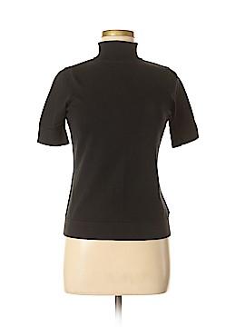 Worthington Short Sleeve Silk Top Size M (Petite)