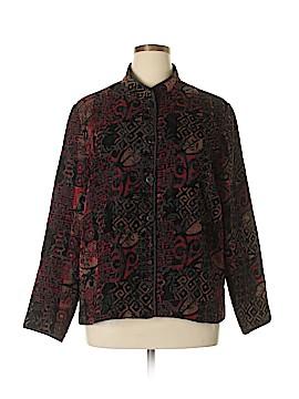 Briggs New York Jacket Size 18W (Plus)