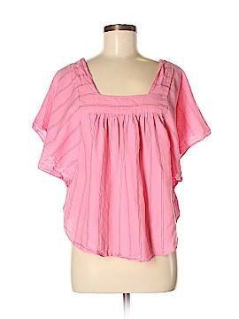 Madewell Short Sleeve Blouse Size M