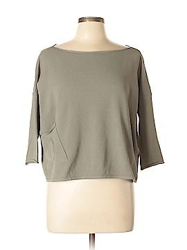 Sarah Pacini 3/4 Sleeve Top One Size