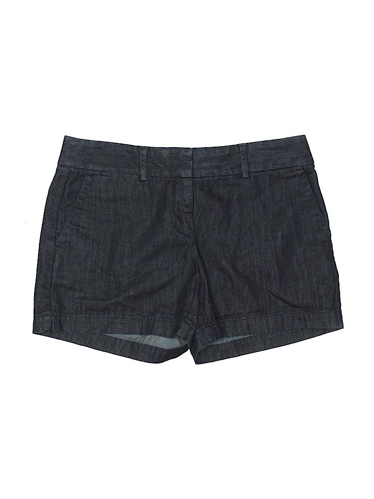 Ann Taylor LOFT Women Denim Shorts Size 4