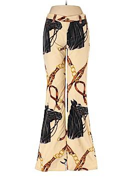 D&G Dolce & Gabbana Velour Pants 29 Waist