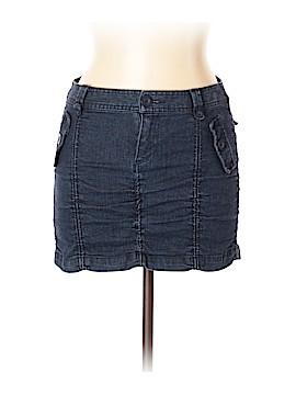 Miley Cyrus & Max Azria Denim Skirt Size 11