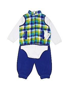 Nursery Rhyme Fleece Jacket Size 3-6 mo