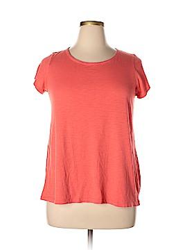 Kenar Short Sleeve T-Shirt Size 1X (Plus)