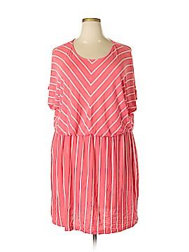 Ava & Viv Casual Dress Size 2X (Plus)