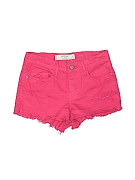 Abercrombie & Fitch Denim Shorts Size 25