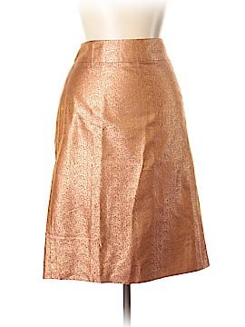 J. Crew Silk Skirt Size 14