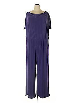 Tiana B. Jumpsuit Size 2X (Plus)