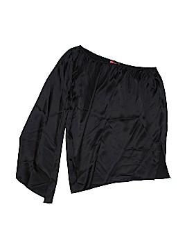 Love Shop Long Sleeve Silk Top Size S