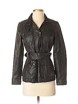 Banana Republic Faux Leather Jacket Size XS
