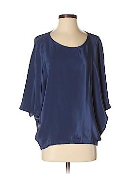 Boulee Short Sleeve Silk Top Size 0