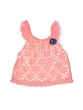 Little Lass Sleeveless Blouse Size 6X