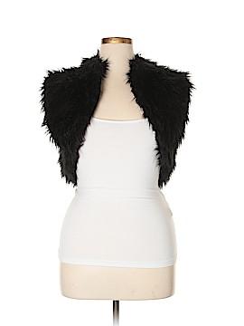 Simply Vera Vera Wang Vest Size Lg-XL