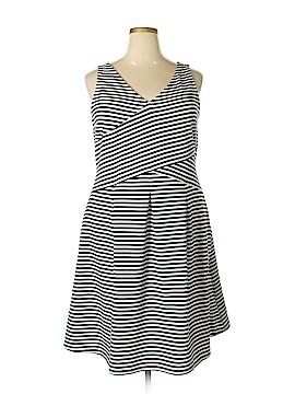 Lane Bryant Casual Dress Size 20 (Plus)